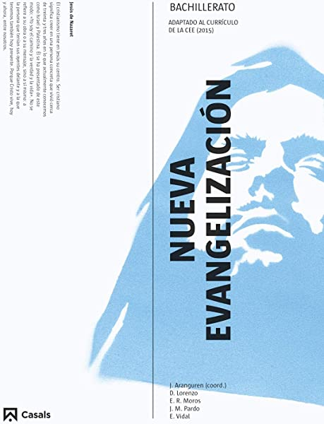 Nueva Evangelización 1 Bachillerato 2015 - 9788421860427: Amazon ...