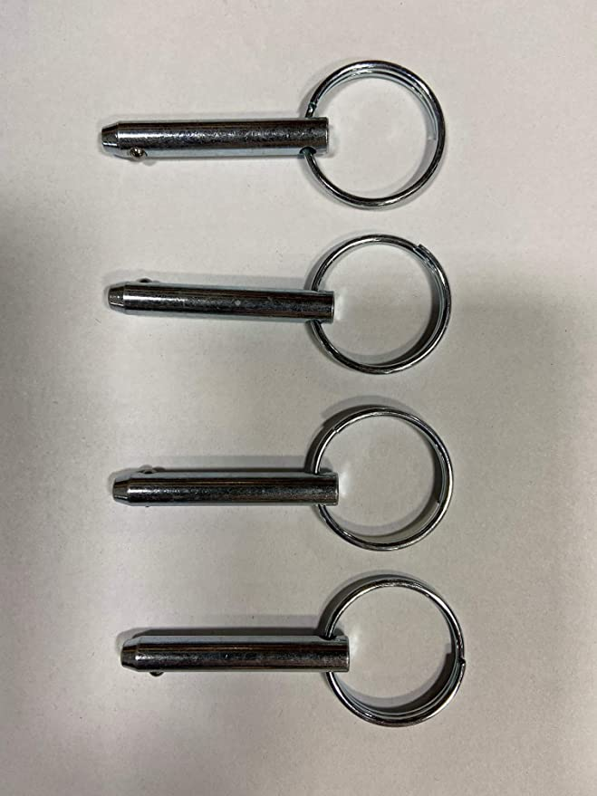 """Details about  /Tapco pro 19 14 brake handle parts 11397 1//4/"""" x 1-1//4/"""" Pin Size Faspin Kit"""