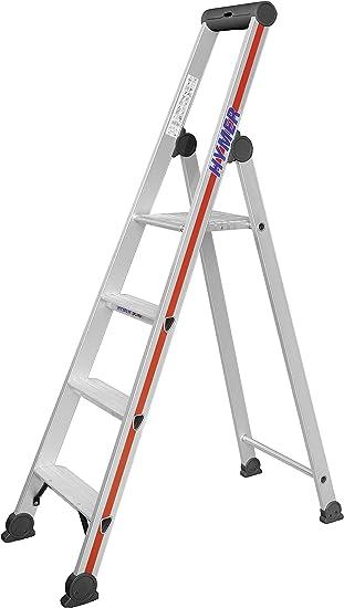 Hymer 402604 - Escalera de mano: Amazon.es: Bricolaje y herramientas
