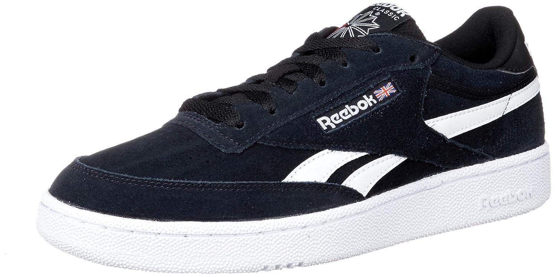 Noir (noir blanc noir blanc) 42 EU Reebok Revenge Plus Mu, Chaussures de Gymnastique Homme