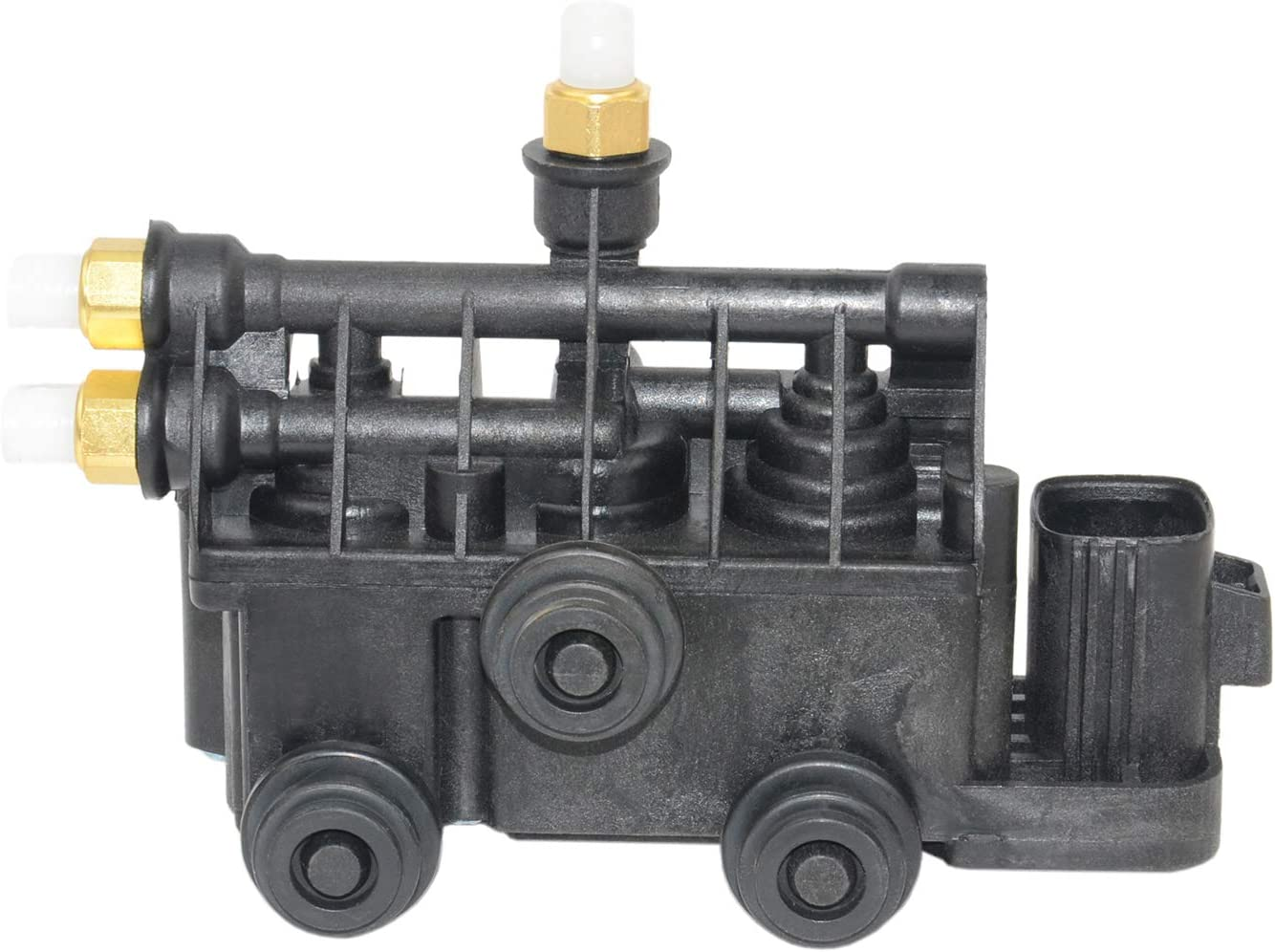 Front Air Suspension EAS Valve Block Fits for La-nd Range Rover Sport LR3 LR4 RVH000095