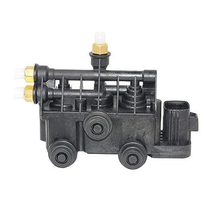 lr3 front valve block replacement