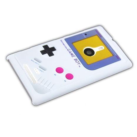 thematys® Handyhülle Nokia Lumia 925 GAME BOY retro caja protectora de la carcasa del carcasa de Shell
