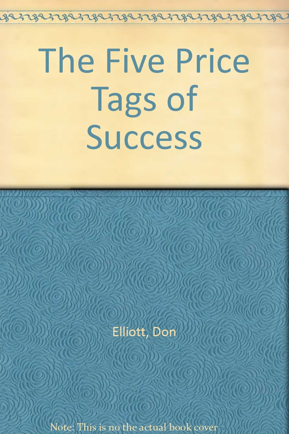 The Five Price Tags of Success pdf