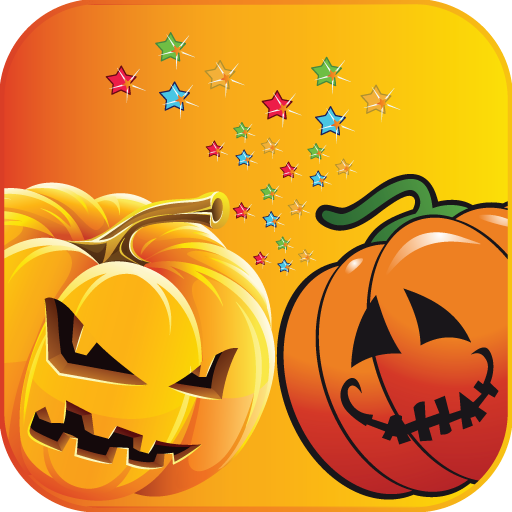 Halloween Pumpkin Puzzle - Fun and Educational Learning Game for Boys and Girls Any -