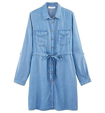 ca9364f2d9f Promod Robe Courte Femme  Amazon.fr  Vêtements et accessoires