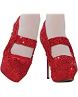 Forum Novelties Adult Snow White Costume Shoe Covers