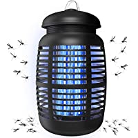 AVITONG Pro Bug Zapper for Outdoor & Attractant - Effective 4000V Electric Mosquito Zappers/Killer - Insect Fly Trap…