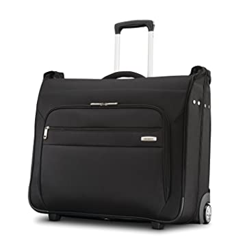 ed96cbcec5e6 Samsonite Advena Wheeled Ultravalet Garment Bag, Black