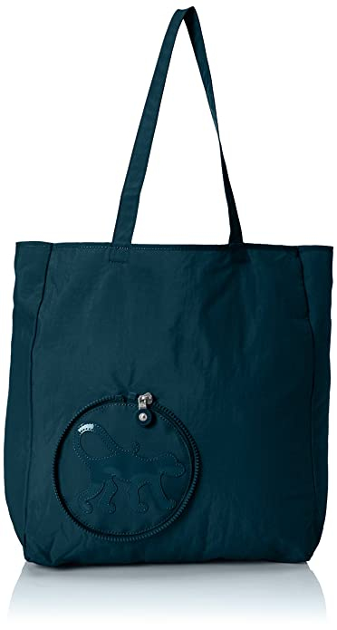 Kipling Cooper New, Shopper para Mujer, 34.5x36.5x15 cm