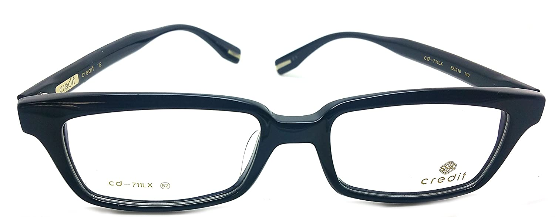 a5d56480e883 Amazon.com  Credit Prescription Eye Glasses Frame