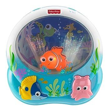Fisher Price Mattel Musical Y3625 Berceau Nemo Motif Jouet Pour 08OnXPwk