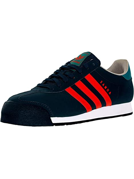 newest 35e5d 67c65 Adidas Men s Samoa Ankle-High Leather Fashion Sneaker  Adidas  Amazon.in   Shoes   Handbags