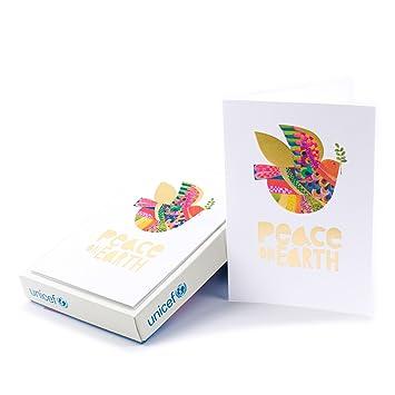 Amazon.com : Hallmark UNICEF Christmas Boxed Cards (Peace On Earth ...