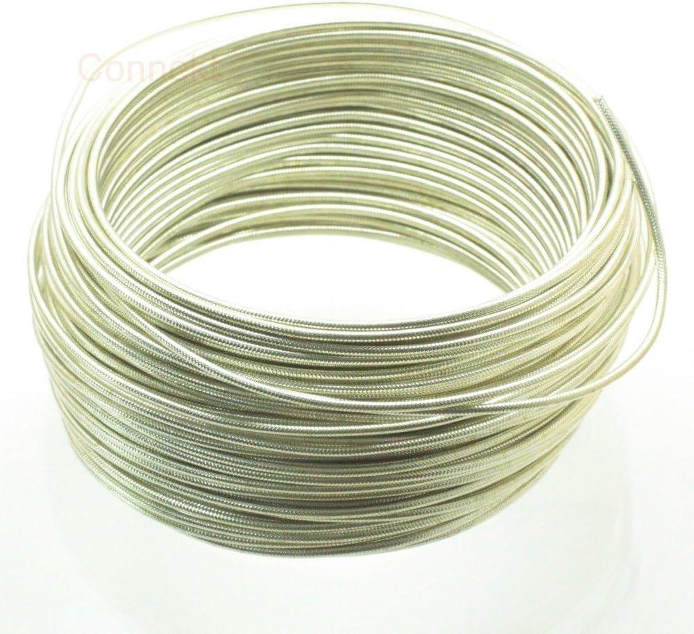 5X RG402 RF Coaxial Cable Connector Semi-rigid RG-402 Coax Pigtail 3ft Jack Plug