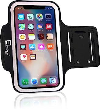 RevereSport Brazalete Deportivo iPhone 11. Antideslizante contra Sudor Armband para Correr, Fitness. Gimnasio, Ciclismo. Teléfono Funda de Ejercicio: Amazon.es: Electrónica