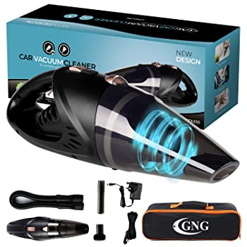 GNG 12 Volts Wet Dry Portable Car Vacuum
