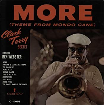Clark Terry Lp Record Clark Terry Sextet More Theme From