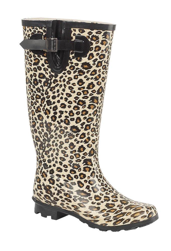 Leopard Print Wellies Like Nikki Minaj