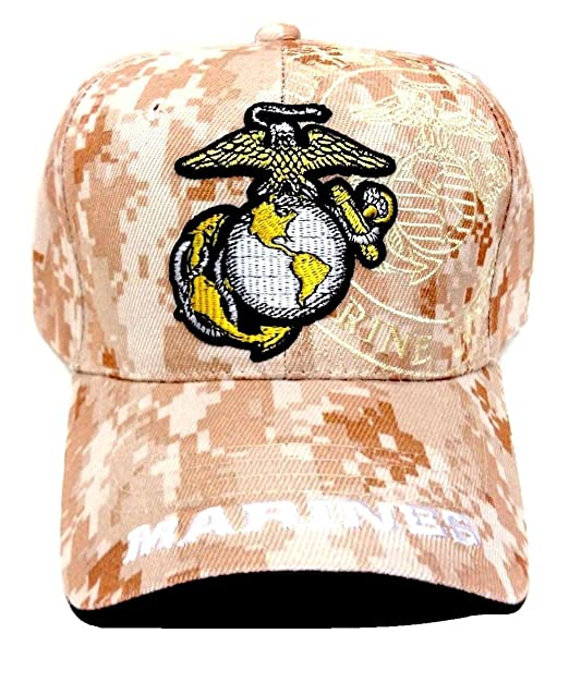 Amazon.com  Logo United States Marines Corps USMC Digital Camo ... f2c8f62dd