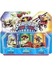 Skylanders: Trap Team - Triple Pack 1 (Chopper, Funny Bone, Shroomboom)
