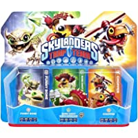 Skylanders Trap Team - Triple Pack - Chopper, Funny Bone, Shroomboom