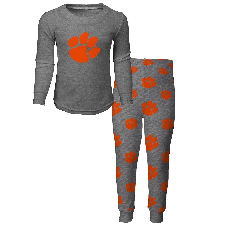 Colosseum Clemson Tigers NCAA Infant MVP Onesie /& Pant Outfit Set