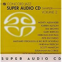 Concord Jazz Sacd Sampler Vol.2 / Various