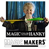Magic Makers Color Changing Hanky Magic Trick