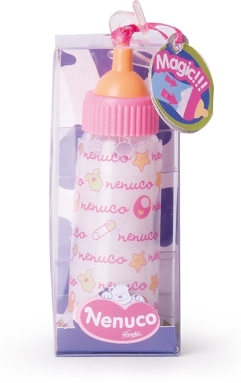 Famosa - 700008160 - Muñeca - Nenuco - la botella de zumo Magica