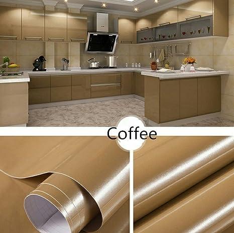 Total Home Pvc Waterproof Bathroom Kitchen Backsplash Cabinet Vinyl Self Adhesive Wall Paper Countertop Wall Sticker