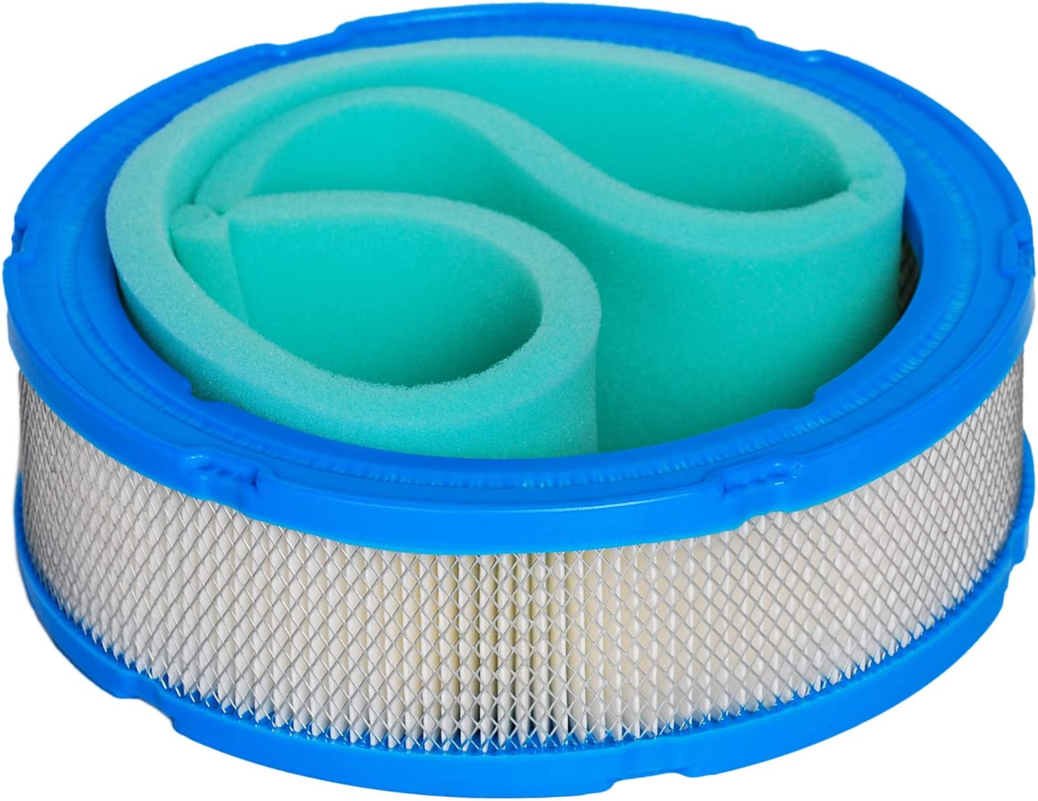 HIFROM Air Filter Cartridge Pre-Cleaner/Pre Filter Replace for Briggs & Stratton 394018 392642 394018S 5050H 5050B 4135 421400 402400 Vanguard V-Twin 12.5-20hp