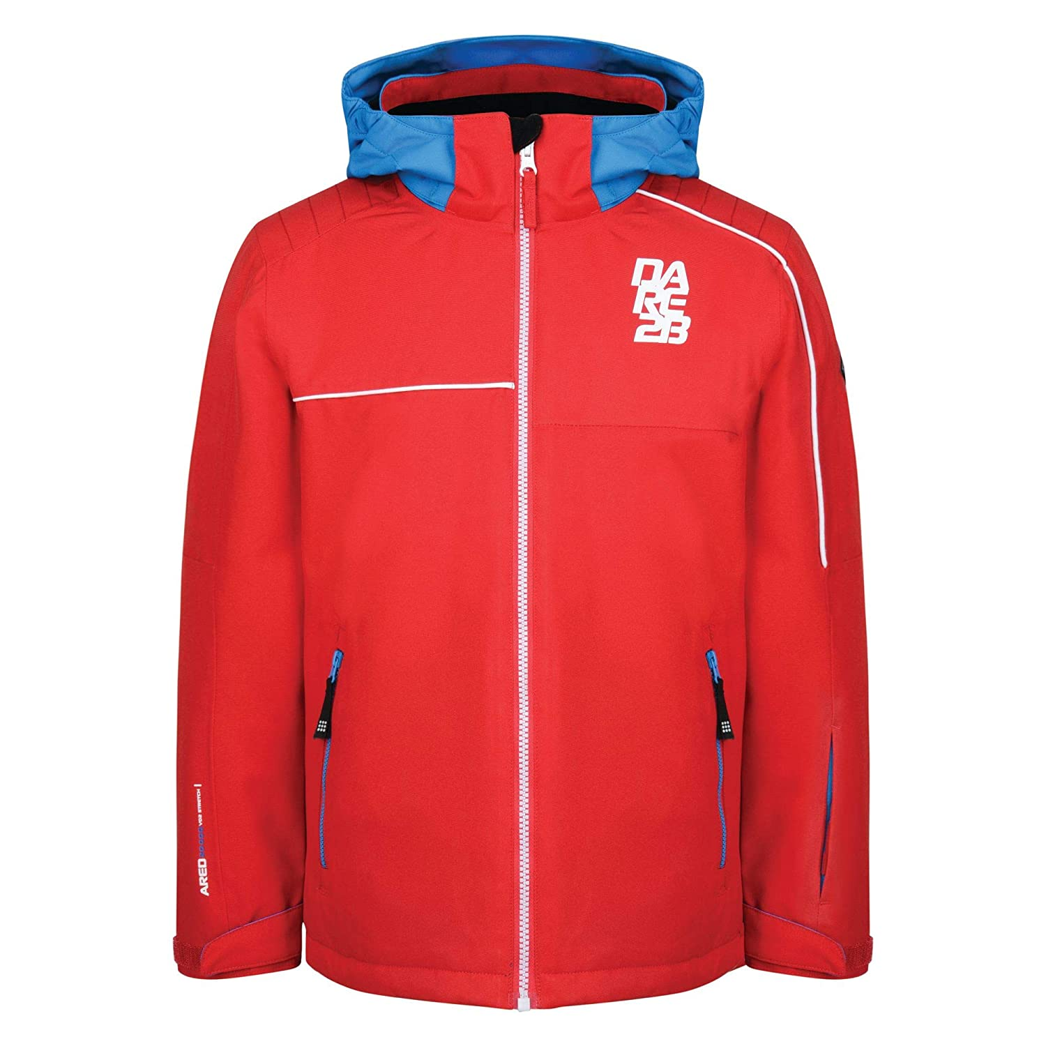 61fb6202b Dare 2b Children s Labyrinth and Breathable Kids Ski Waterproof Insulated  Jacket  Amazon.co.uk  Sports   Outdoors