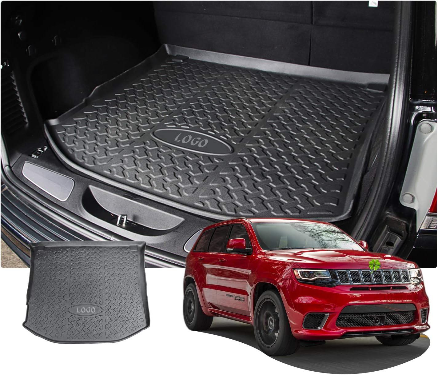 2011-2019 Dodge Durango Cargo Area Tray All Weather Rubber Slush Mat MOPAR OEM