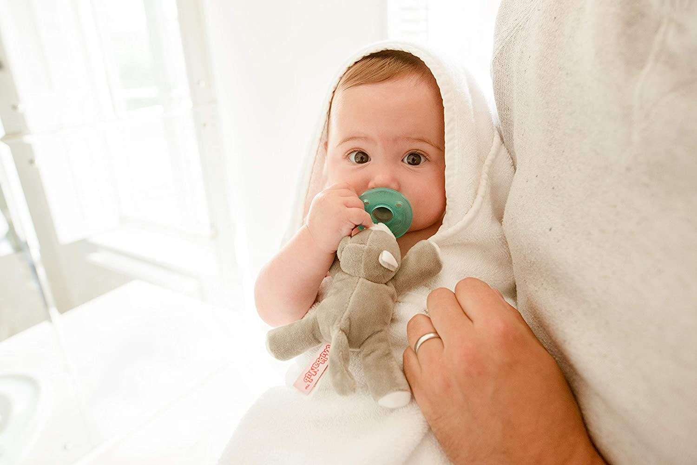 Amazon.com: WubbaNub Infant Pacifier - Grey Kitten: Baby