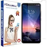 CELLBELL Tempered Glass Screen Protector for Xiaomi Redmi Note 6 Pro with Installation Kit