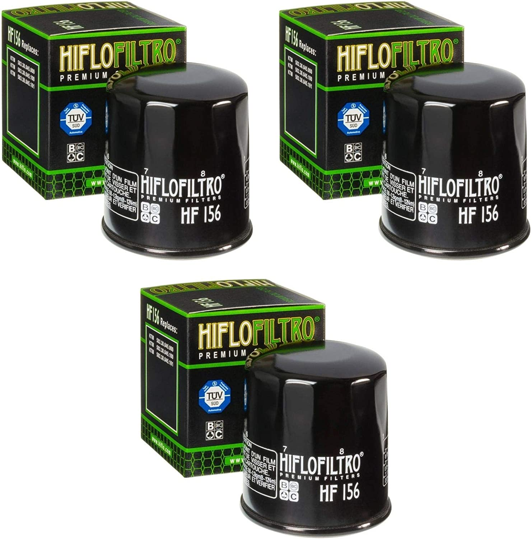 Hiflo 3x /Ölfilter LC4-E 640 1998-2006 HF156