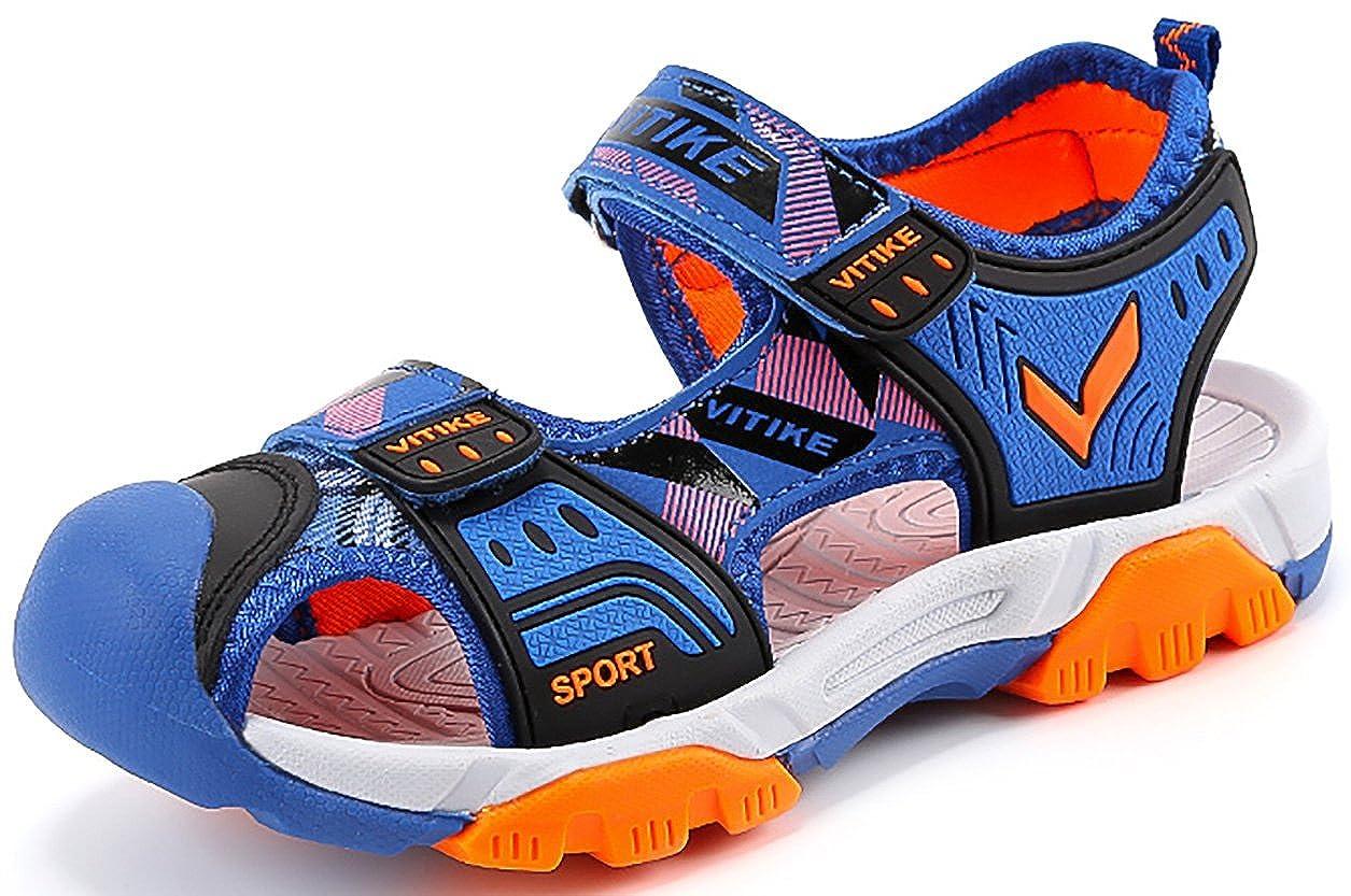 Sandales Enfant Chaussure de Sport Sandales Garcon en Plein air Summer Beach Pool Sneakers
