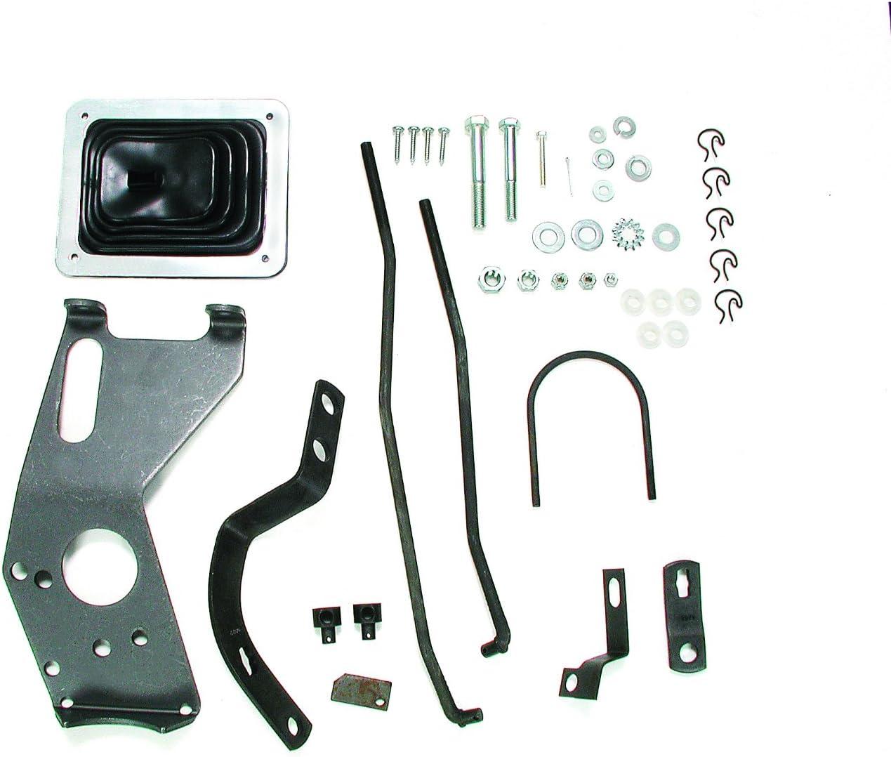Hurst 3670010 Mastershift 3-Speed Manual Shifter Installation Kit