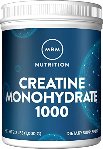 Creatine Monohydrate 1000g Powder Micronized