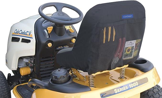 Amazon.com: Cub Cadet 49233 funda para asiento de tractor ...