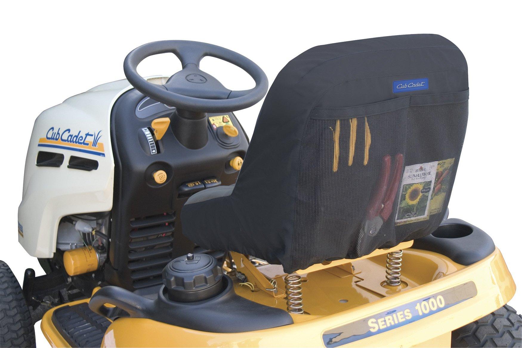 Cub Cadet 49233 Lawn Tractor Seat Cover, Size : Medium by CUB CADET