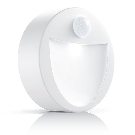 Brandson - LED de Noche con Sensor de Movimiento y de claridad (Sensor de oscurecimiento