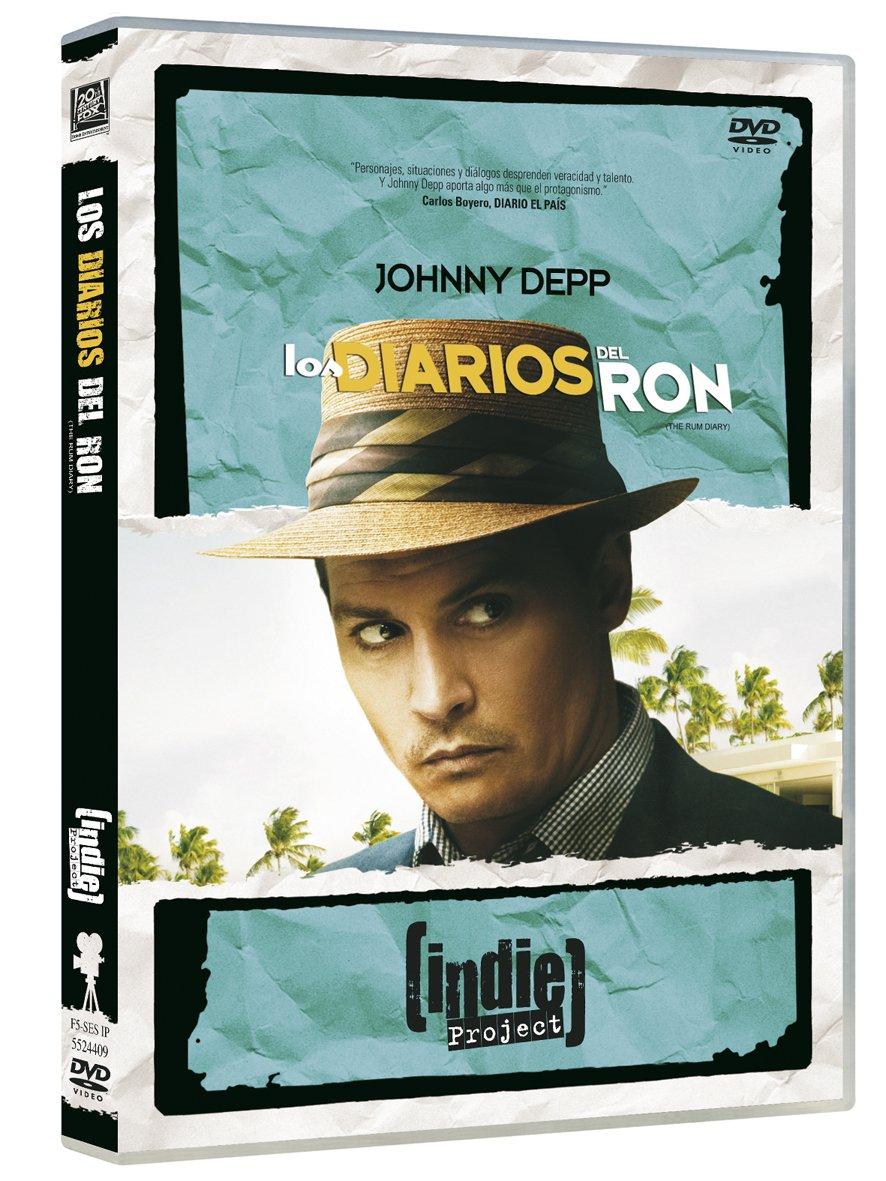 Los Diarios Del Ron [DVD]: Amazon.es: Johnny Depp, Michael ...