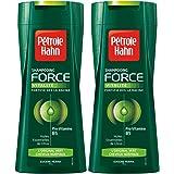 Pétrole Hahn - Shampooing Force L'Original Vert - Fortifiant/Usage Fréquent - 250 ml - Lot de 2