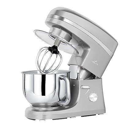 Litchi Stand Mixer 55 Qt Kitchen 650W 6 Speed Tilt Head