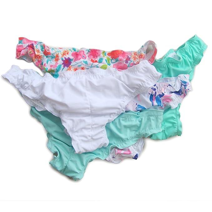 Amazon.com: gydstsaka Bikini Bottom 2017 biquini bikiny ...