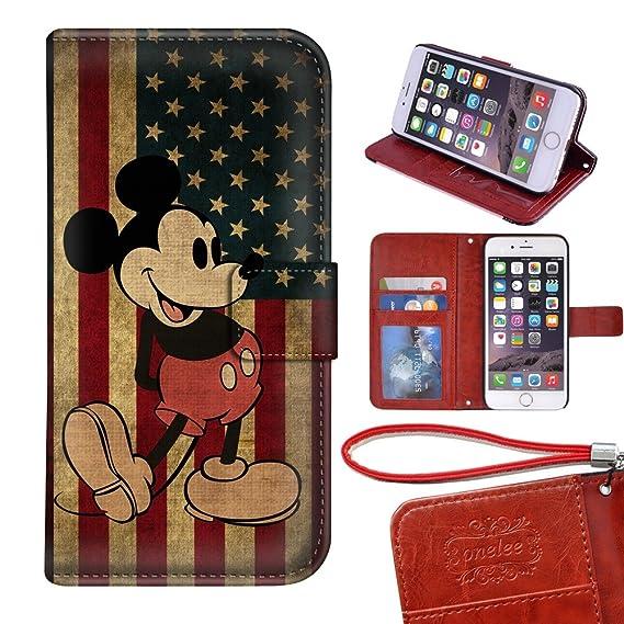 quality design 7950d b1664 Amazon.com: Mickey Mouse iPhone 7 plus 5.5