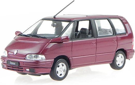 Norev Renault Espace 1992 Málaga Coche a Escala Rojo 7711575953 1 ...