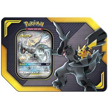 Pokemon JCC - Pikachu & Zekrom Tag Team (Asmodee, POGX19041 ...